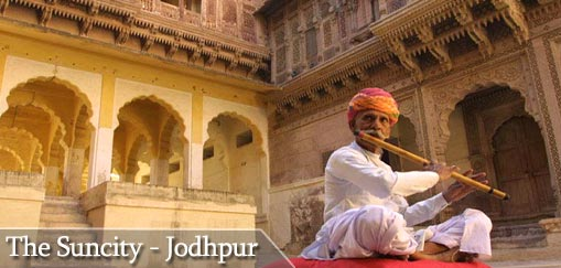 Jodhpur-The Suncity