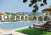 Swimming Pool at Vanya Vilas Resorts, Ranthambore